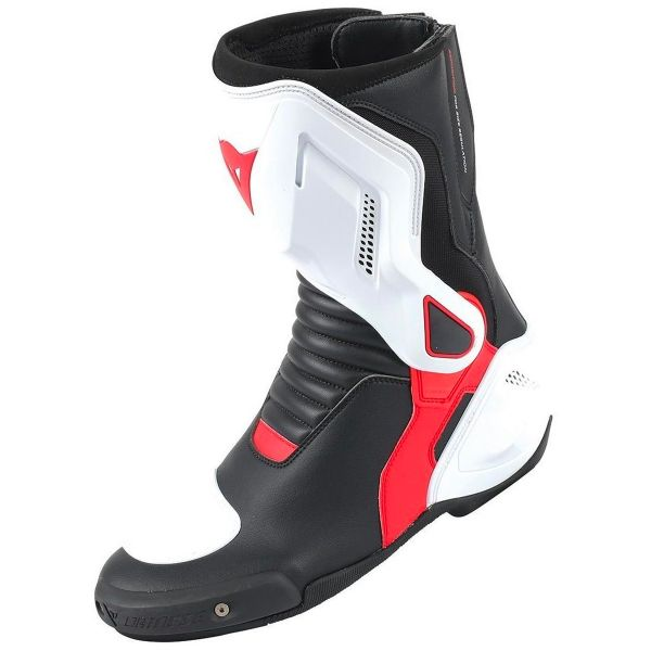 Bottes Moto Dainese Nexus Black White Red