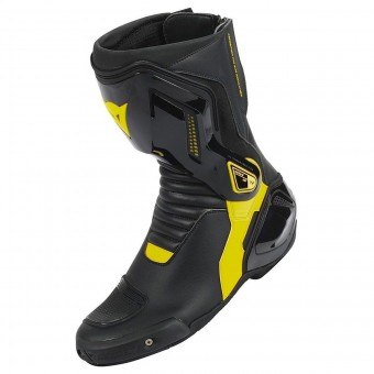 Bottes Moto Dainese Nexus Black Yellow Fluo