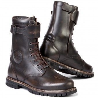 Bottes Moto Stylmartin Rocket Brown