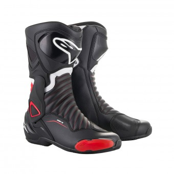SMX 6 V2 Noir Rouge