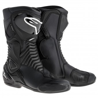 Bottes Moto Alpinestars SMX 6 Waterproof Black