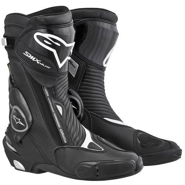 Bottes Moto Alpinestars SMX Plus Gore-Tex Black