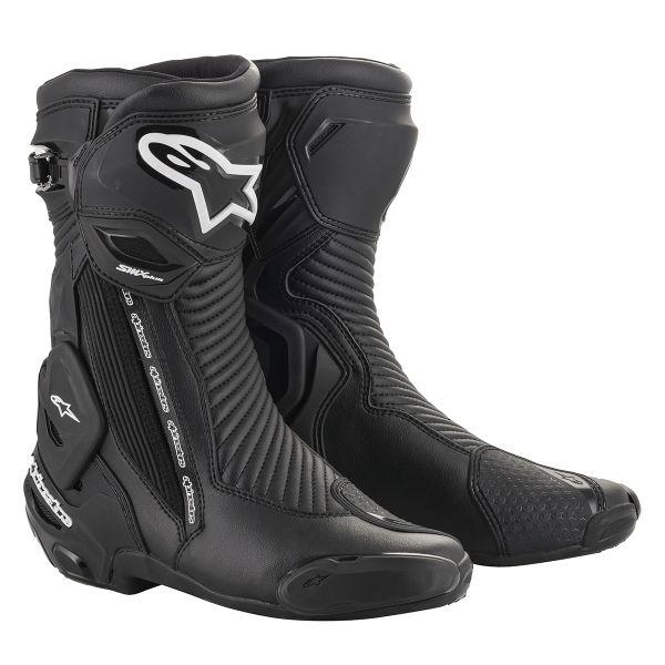 Bottes Moto Alpinestars SMX Plus V2 Black