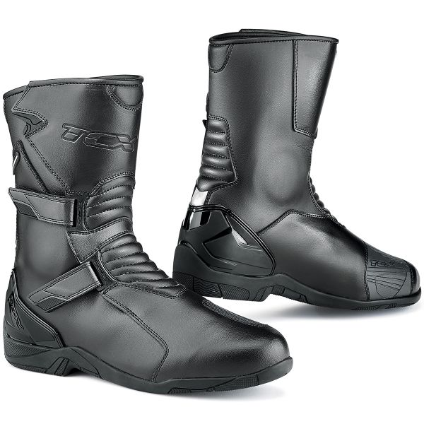 Bottes Moto TCX Spoke Waterproof Black