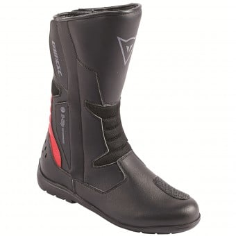 Bottes Moto Dainese Tempest D-Waterproof Black Red