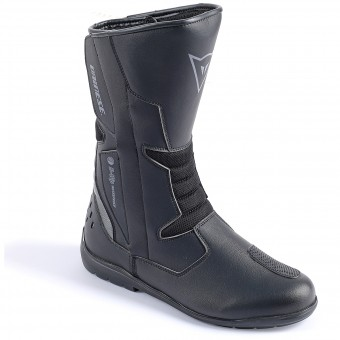 Bottes Moto Dainese Tempest Lady D-Waterproof Black Carbon