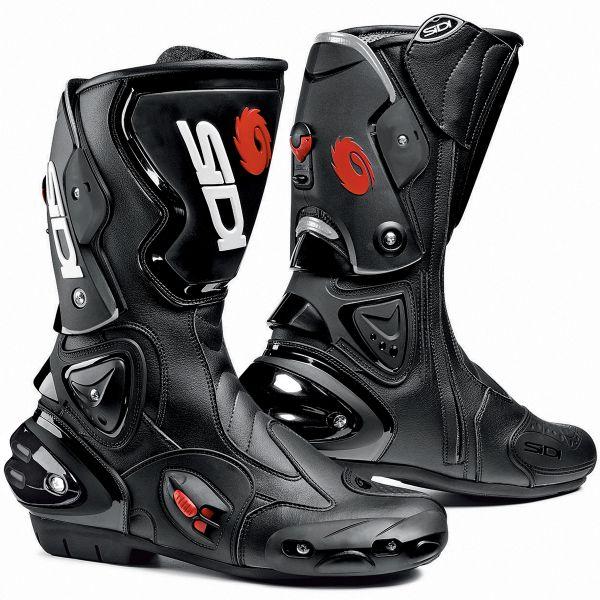 f2412ed8948 Bottes Moto SIDI Vertigo Black Au Meilleur Prix
