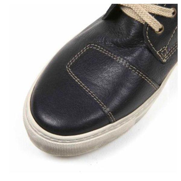 Helstons C5 Leather Black