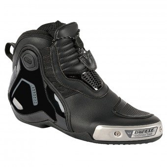Chaussures Moto Dainese Dyno Pro D1 Black Anthracite