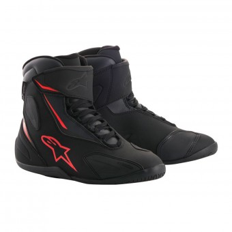 Chaussures Moto Alpinestars Fastback 2 Drystar Black Anthracite Red