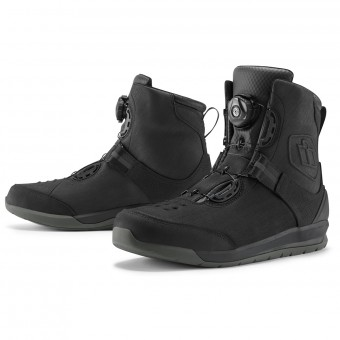 Chaussures Moto ICON Patrol 2 Black