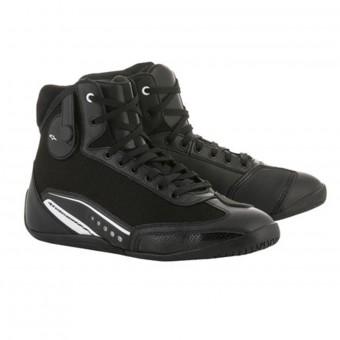 Chaussures Moto Alpinestars Stella AST-1 Black White