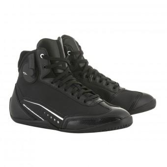 Chaussures Moto Alpinestars Stella AST-1 Drystar Black