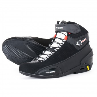 Chaussures Moto V'Quattro Supersport Vented Black