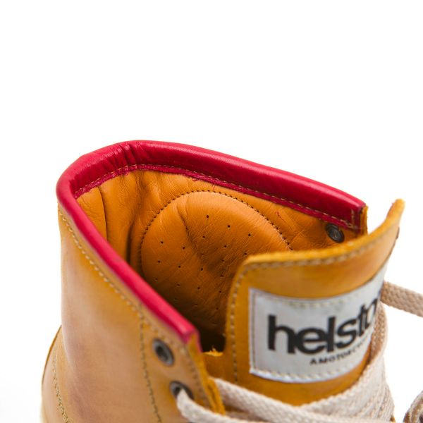 Helstons C4 Leather Lady Peach