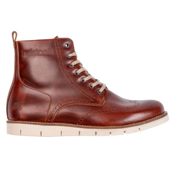 Chaussures Moto Helstons Holey Brown