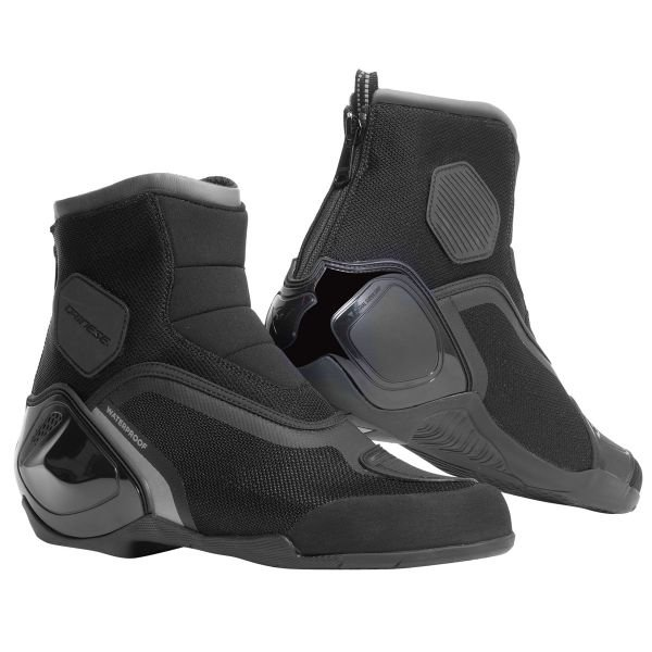 Chaussures Moto Dainese Dinamica D-WP Black Anthracite
