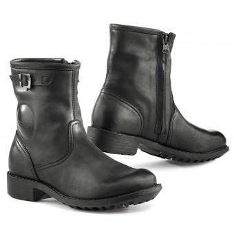 Chaussures Moto TCX Lady Biker Waterproof Noir