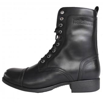 Chaussures Moto Helstons Lady Cuir Noir