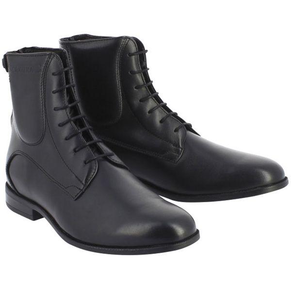 Chaussures Moto Soubirac Milano II CE Black