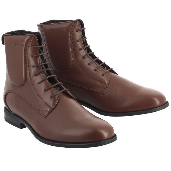 Chaussures Moto Soubirac Milano II CE Brown
