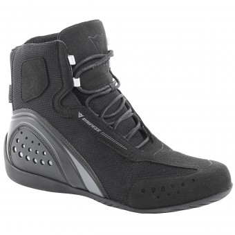 Chaussures Moto Dainese Motorshoe D-WP Black Anthracite