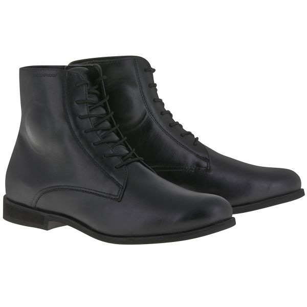 Chaussures Moto Alpinestars Parlor Waterproof Black