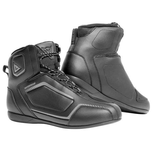 Chaussures Moto Dainese Raptors D-WP Black Anthracite