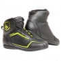 Chaussures Moto Dainese Raptors D-WP Black Fluo Yellow