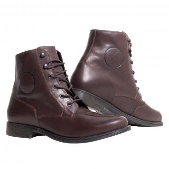 Chaussures Moto Dainese Shelton D-WP Dark Brown