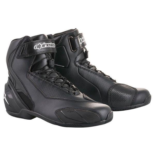 Chaussures Moto Alpinestars SP-1 V2 Black