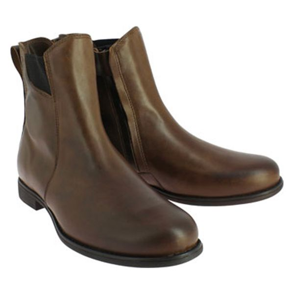 Chaussures Moto Soubirac Texas II Marron
