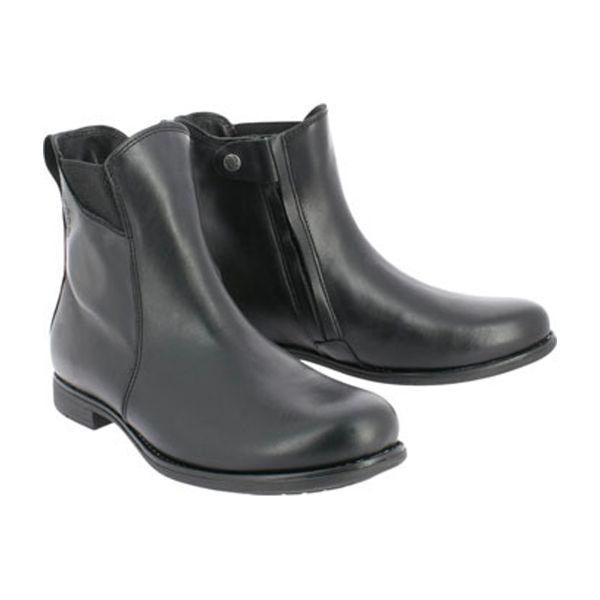 Chaussures Moto Soubirac Texas II Noir