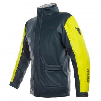 Blousons et vestes de pluie Dainese Storm Jacket Antrax Yellow Fluo