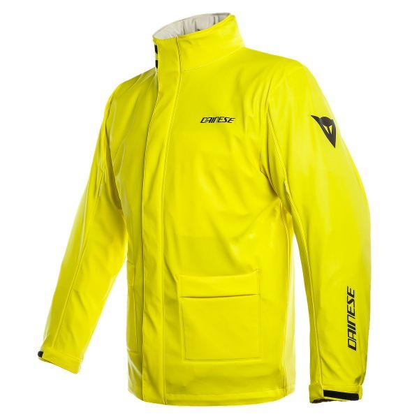 Blousons et vestes de pluie Dainese Storm Jacket Yellow Fluo