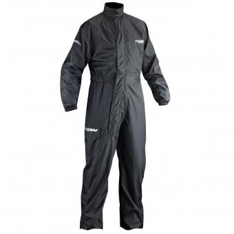 Combinaisons Pluie Moto Ixon Compact Suit Black