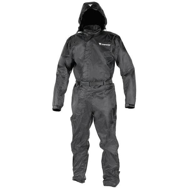 Combinaisons Pluie Moto Dainese D-Crust Suit Black