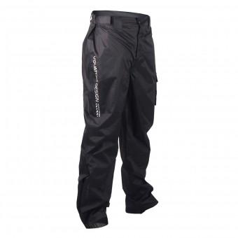 Pantalons de pluie V'Quattro Fracto Black
