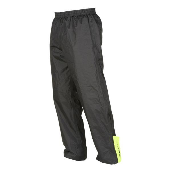 pantalon de pluie furygan raint pant black yellow fluo en stock. Black Bedroom Furniture Sets. Home Design Ideas