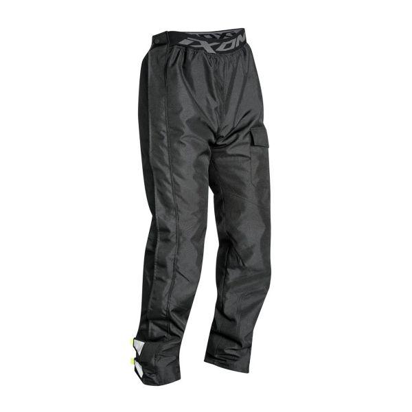 Pantalons de pluie Ixon Sentinel Black Yellow Fluo