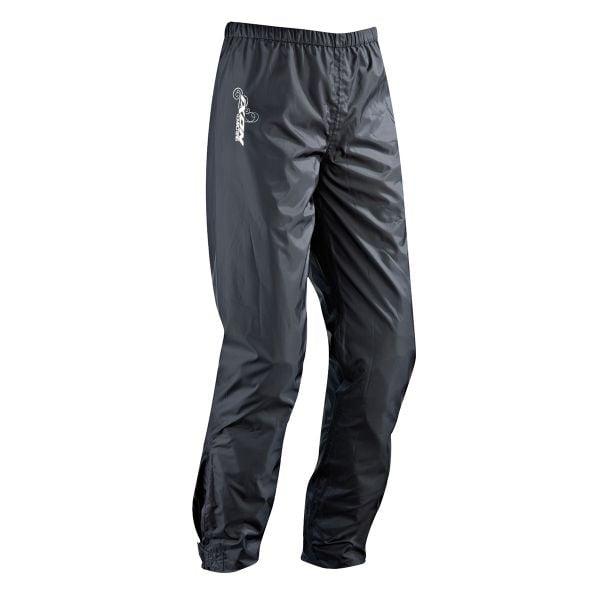 pantalon de pluie ixon compact l pant black au meilleur prix. Black Bedroom Furniture Sets. Home Design Ideas