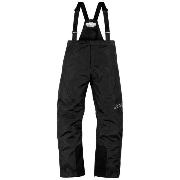 Pantalons de pluie ICON PDX 2 Pant Black