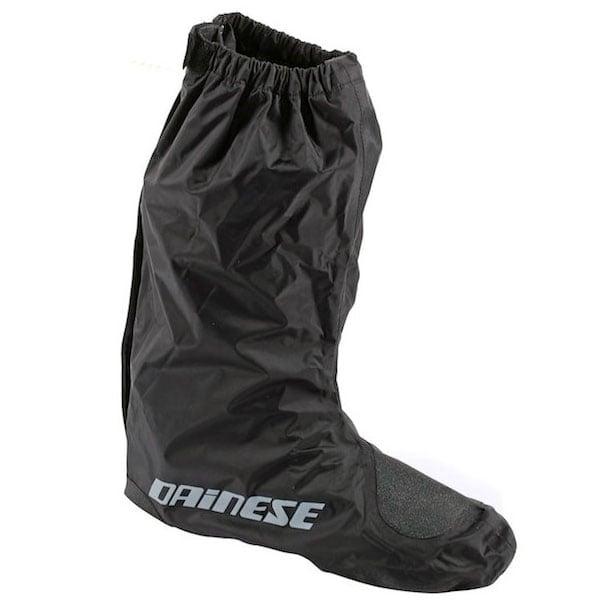 Sur-gants & sur-bottes Dainese Rain Overboots Black