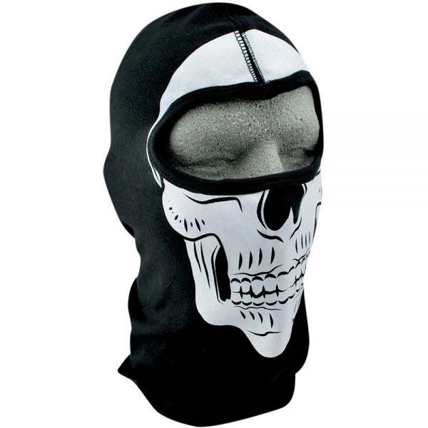 Cagoule Moto Zanheadgear Skull Cotton