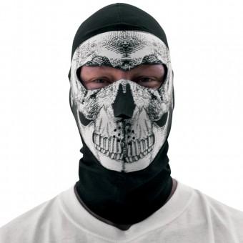 Cagoule Moto Zanheadgear Skull Neoprene
