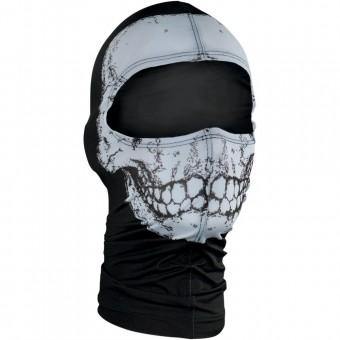 Cagoule Moto Zanheadgear Skull Nylon