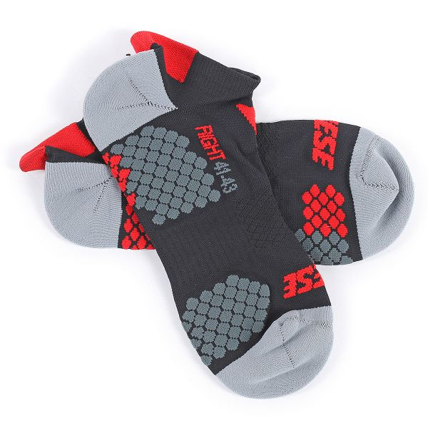 Protection Froid Dainese D-Core Footie Sock Black Red