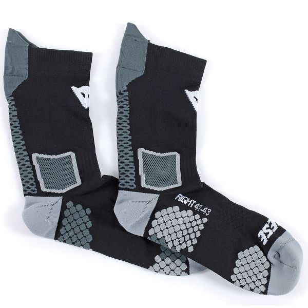 Protection Froid Dainese D-Core Mid Sock Black Anthracite
