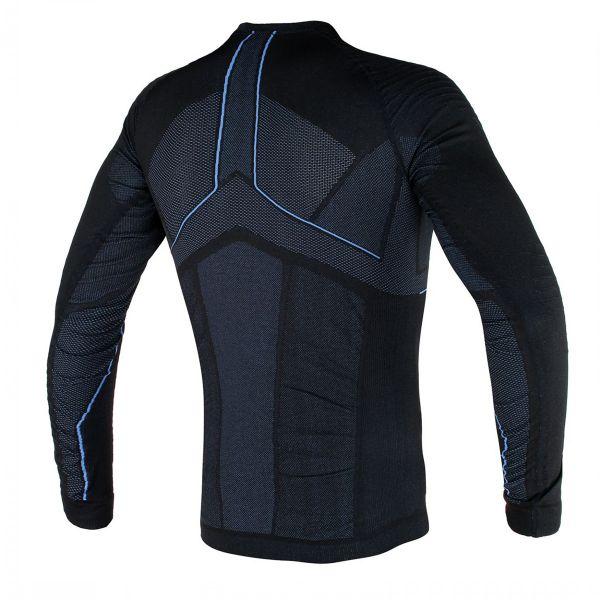 Dainese D-Core Aero Tee LS Black Blue