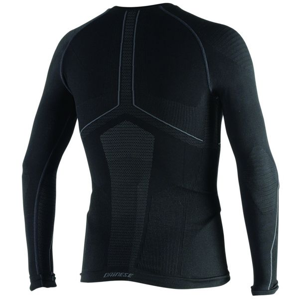 Dainese D-Core Dry Tee LS Black Anthracite